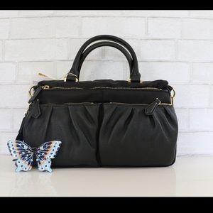 Aimee Kestenberg Handbags - Aimee Kestenberg Saratoga Carnival Bag Black NWT
