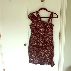 Isabel Marant Dresses & Skirts - Isabel Marant black sequined mini dress (NWOT)