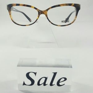 New Authentic ladies Moschino eyeglasses