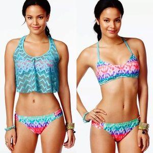 Hula Honey Other - 🆕List! Hula Honey 3 Piece Layered Bikini! NEW!