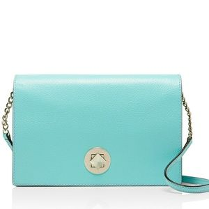 Kate Spade Grand Street RARE Tiffany Blue Crossbod