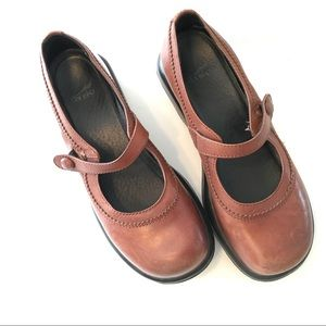Dansko Shoes - Dansko brown Mary Jane