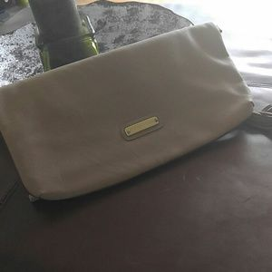 Authentic Steve Madden fold over clutch or c/b