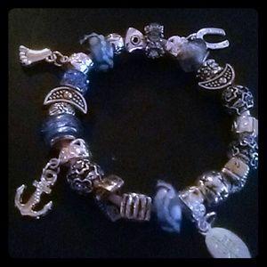 Jewelry - European charm bracelet