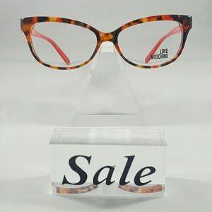 Sale New Authentic ladies Moschino eyeglasses