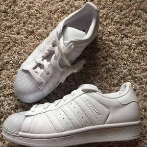 adidas Shoes - adidas Original Glossy Toe Superstar