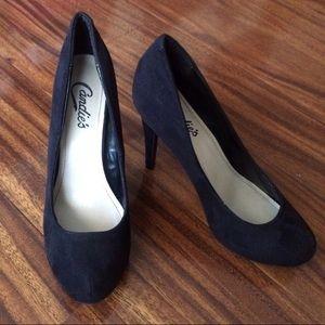 Candie's Shoes - Candie's black heels