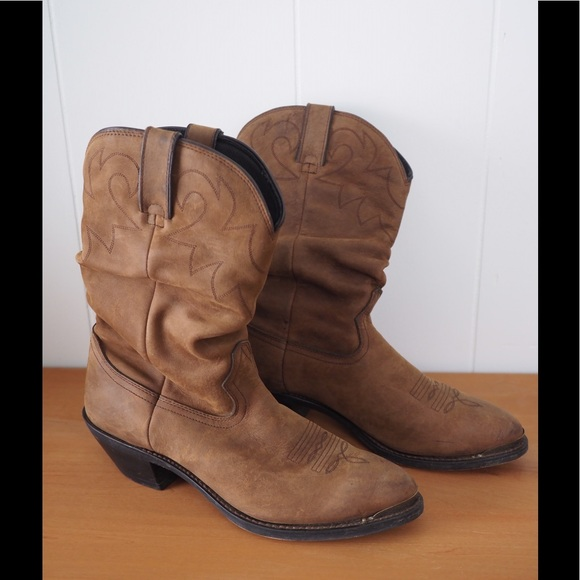 39 durango shoes s size 10m brown suede