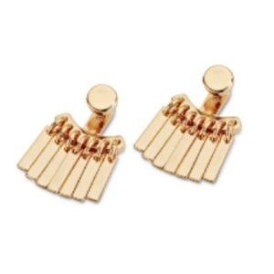 Jenny Bird Jewelry - Jenny Bird Gold Raya Ear Jackets