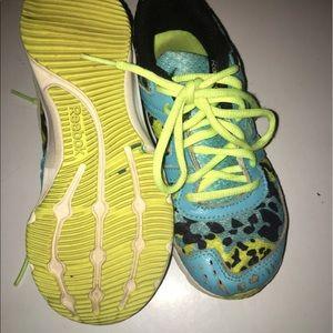26c1d1575cab Reebok Shoes - Girls youth 13/1 Reebok leopard print shoes
