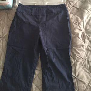 Pants - Navy blue izod golf pant