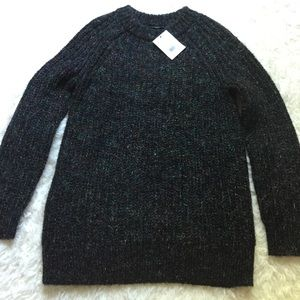 Topshop Sweaters - NWT [Topshop] Metallic Mohair Jumper - US 2
