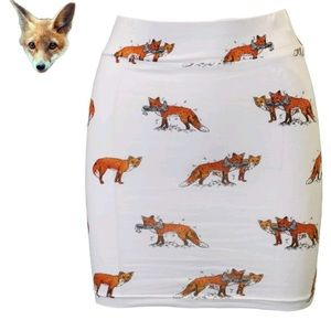 Chew toy skirt