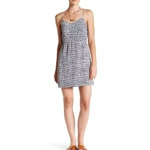 NWT Madewell 100% silk cami dress