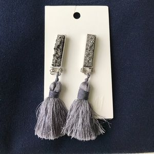 H&M Tassel Earring
