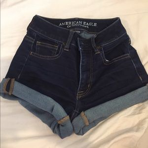 American Eagle Outfitters Pants - High waisted jeans
