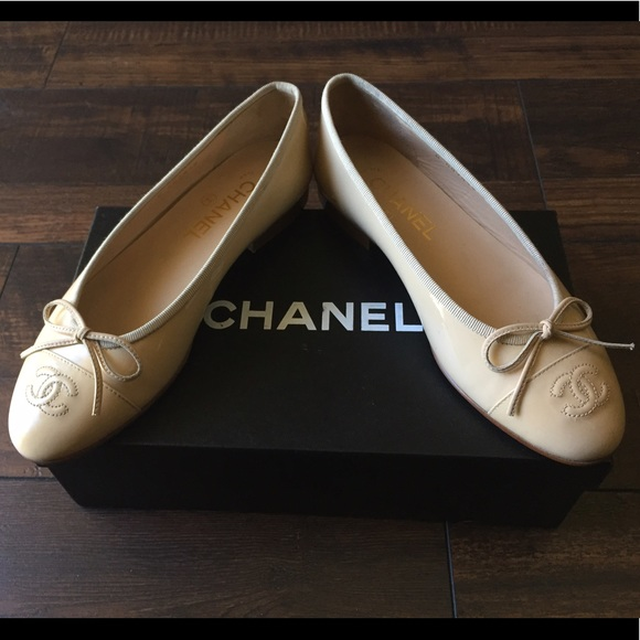 af059e6823a02 CHANEL Shoes - New Chanel ballerina flats
