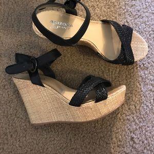 Arizona Jean Company Shoes - Summer wedges