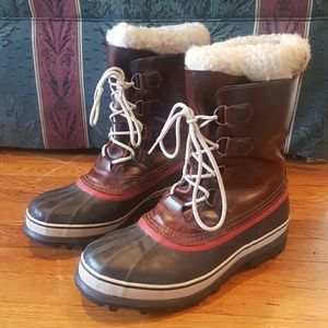 Sorel Other - SOREL CARIBOU PREMIUM SIZE 10.5 MENS SNOW BOOTS