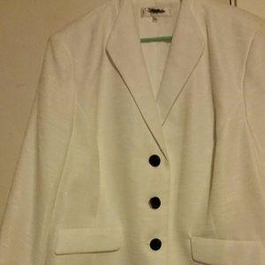 Jones New York Jackets & Blazers - Women's Jones Studio Jacket