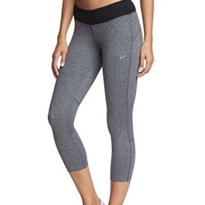 Nike Pants - 😍Nike Epic Run Crops