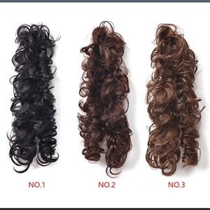 Hair Extension #1