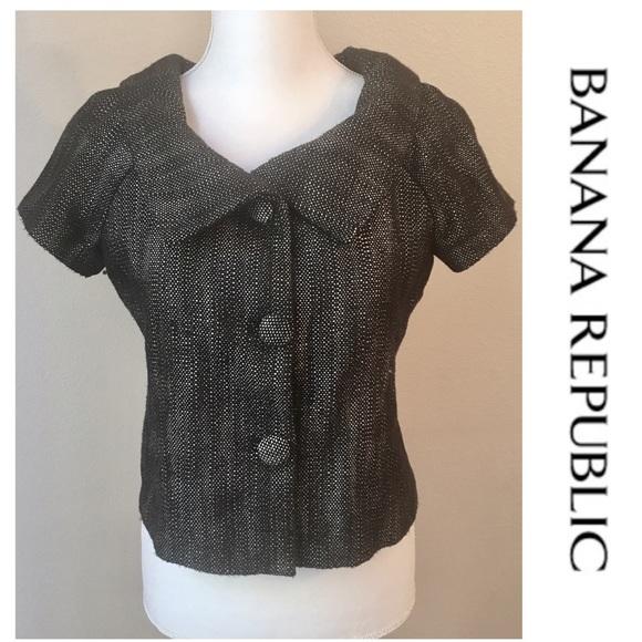 Banana Republic Jackets & Blazers - Banana Republic | Vintage Style Jacket
