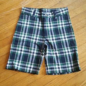 Janie and Jack Other - Boys Janie and Jack Plaid Shorts Size 3