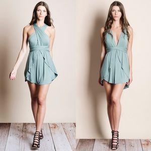 Multiwear Multiway Mini Dress