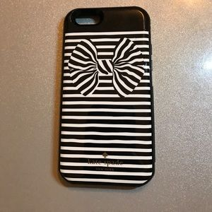 Kate spade IPhone 6/6s wallet case