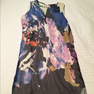 Just Taylor Dresses & Skirts - Just Taylor NWT size 6. Great abstract pattern!