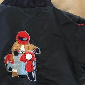 Other - Infants biker bomber jacket