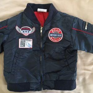 Other - 🎀2 X HOST PICK🎀Price Infants biker bomber jacket