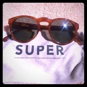 RetroSuperFuture Accessories - Retrosuperfuture Round sunglasses