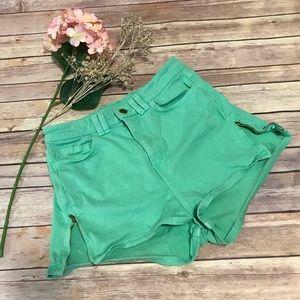American Apparel Pants - Mint green American Apparel shorts