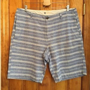 J. Crew Other - J. Crew Mens Striped Shorts EUC