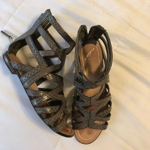 B Brian Atwood Shoes - Brian Atwood Alcarra Gladiators ....