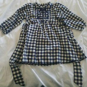 Pink Chicken Other - Toddler Girls' Apron Dress