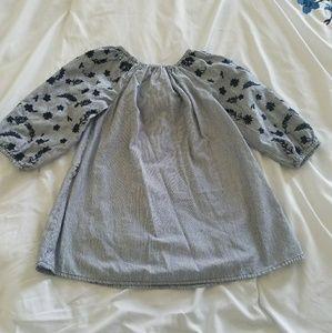 Pink Chicken Other - Toddler Girls' Striped Dress