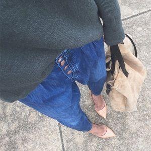 One Teaspoon Pants - NEW One Teaspoon Super Tough Cropped Jeans sz 25