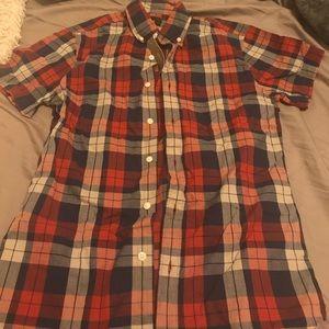 J. Crew Other - Men's JCrew button down plaid shirt