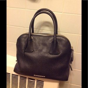 Burberry Handbags - Black Burberry purse