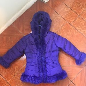 Big Chill Other - BIG CHILL Puff Sweater for Girls