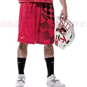 Nike Other - Nwot Nike Cornell University Lacrosse Shorts Large