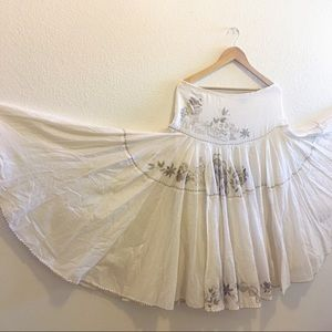 French Connection Dresses & Skirts - Amazing Boho skirt, Sz 8
