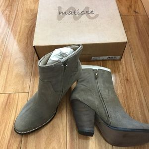 Brand new Matisse boots -size 8