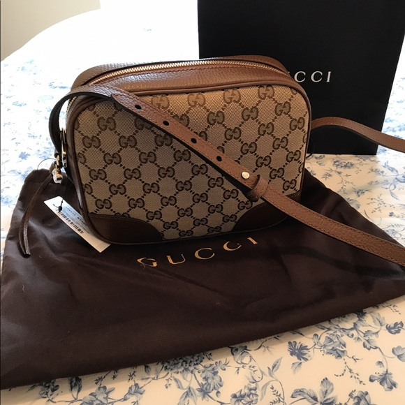cd2c58e5dfb2 💯AUTH GUCCI BREE DISCO BAG