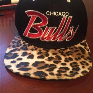 Mitchell & Ness Other - Custom Mitchell & Ness Chicago Bulls hat