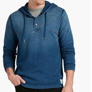 Lucky Brand Other - Lucky Brand true indigo men's Henley size M