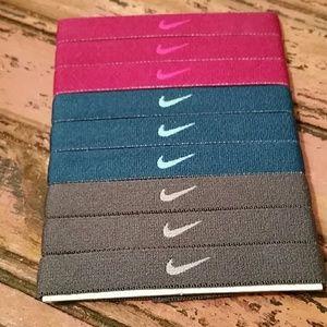 Nike Accessories - NWOT Nike Hair Ties/Wrist Band